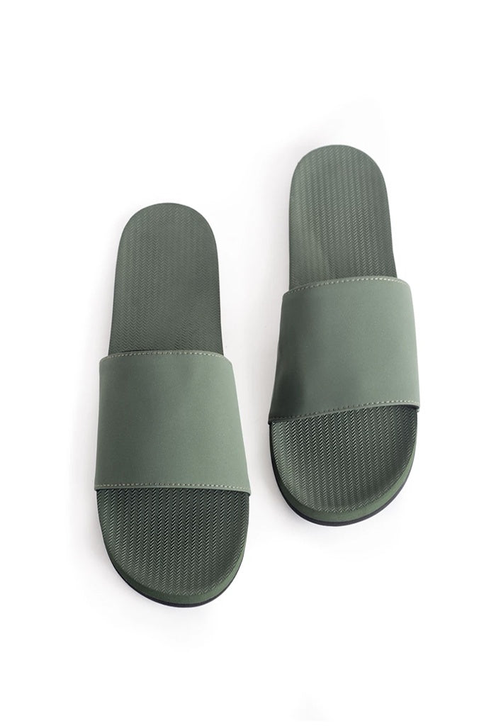 Indosole Womens Essentials Slide Leaf