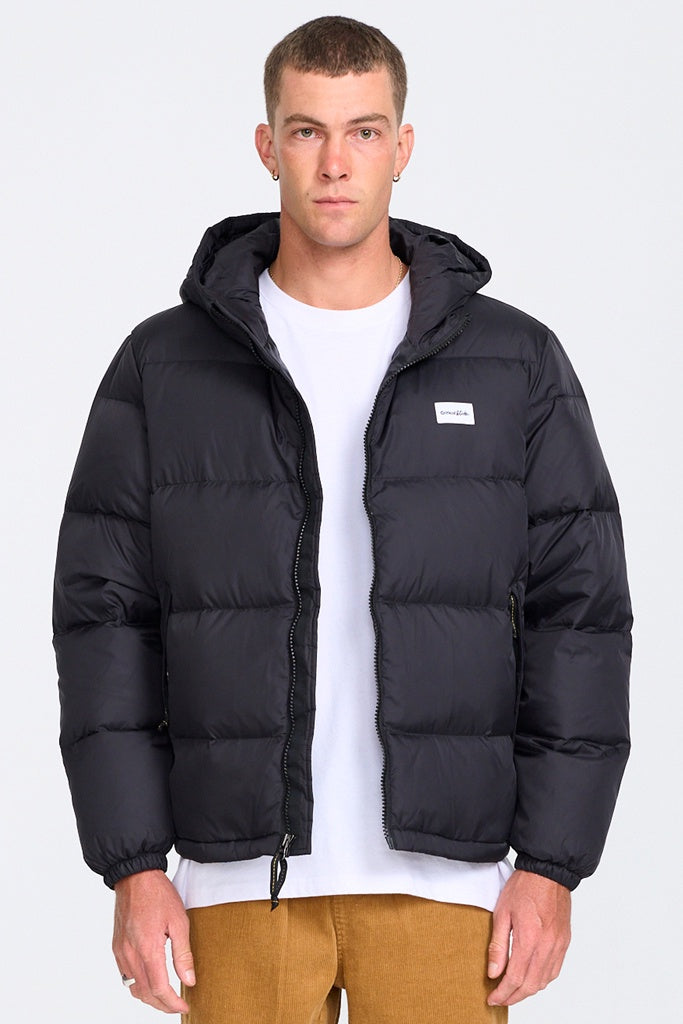 TCSS Puffer Jacket Black