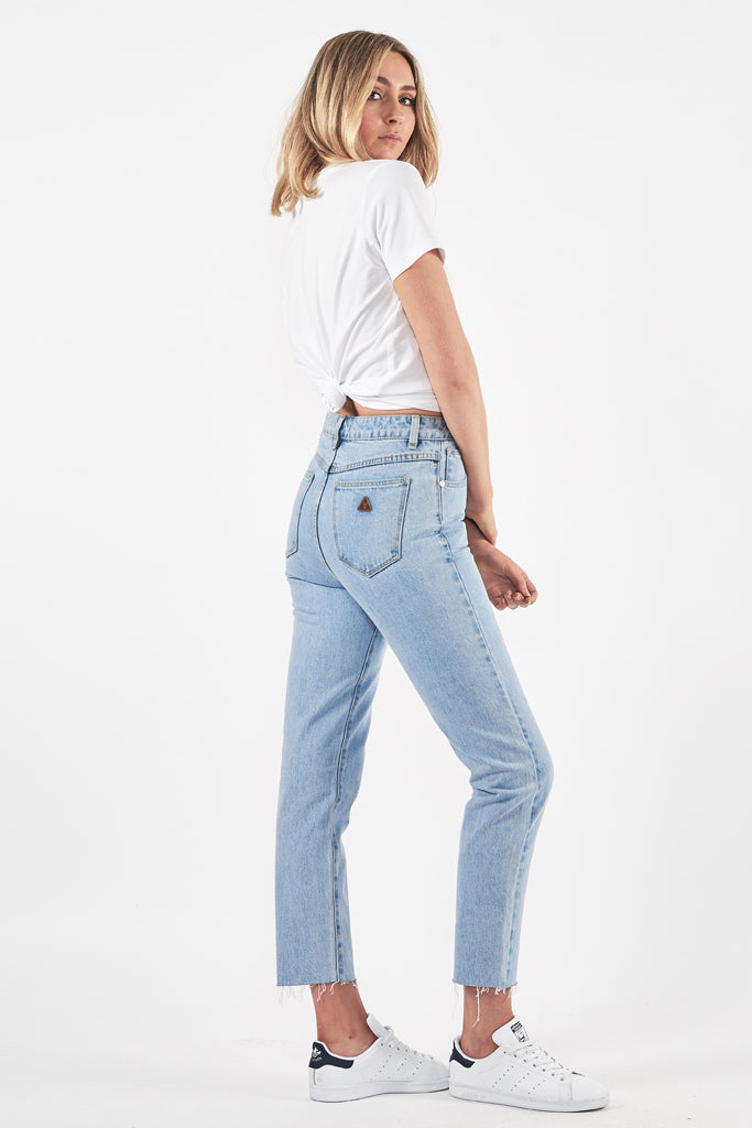 Abrand A 94 High Slim Jean Walk Away