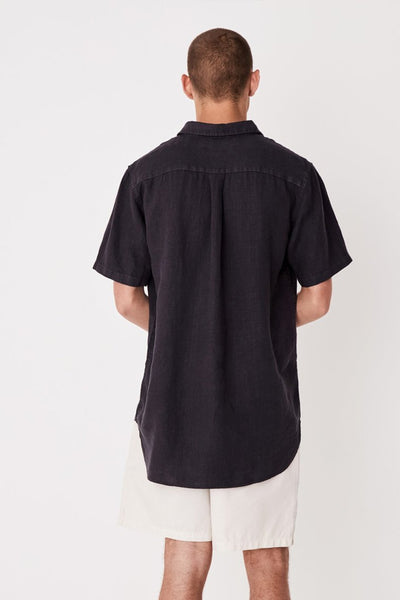 Assembly Casual S/S Shirt Black