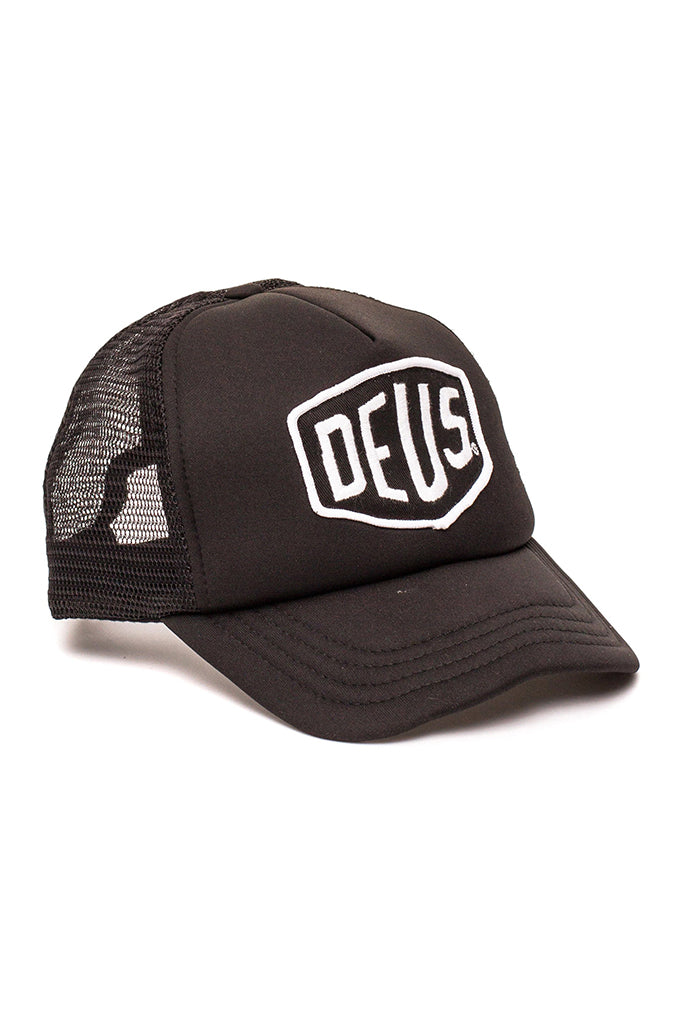 Deus Baylands Trucker Black/White