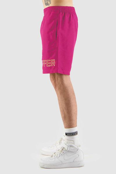 Huffer Staple Trunk/Plasma Hot Pink