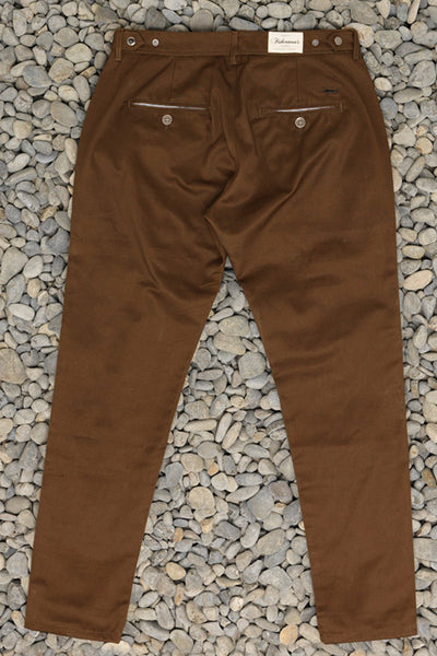 Just Another Fisherman Pier Pants Olive