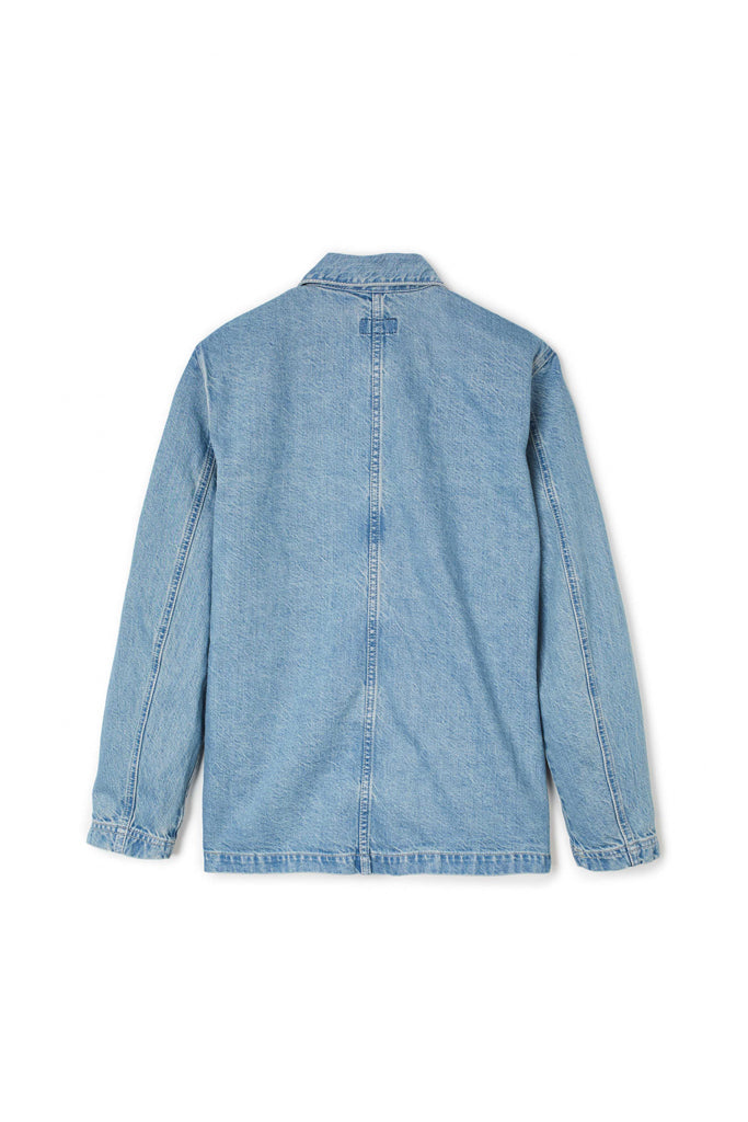 Brixton Karen Chore Coat Faded Indigo