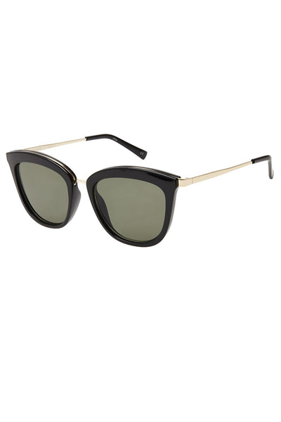 Le Spec Caliente Black / Gold / Khaki Mono