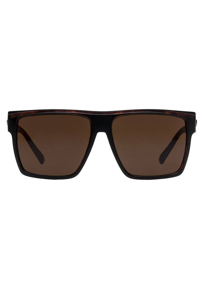 Le Spec Dirty Magic Matte Black / Tort /Brown Mono