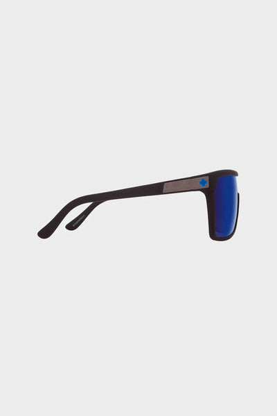 Spy Cyrus Soft Matte Black w Happy Bronze Blue Spec