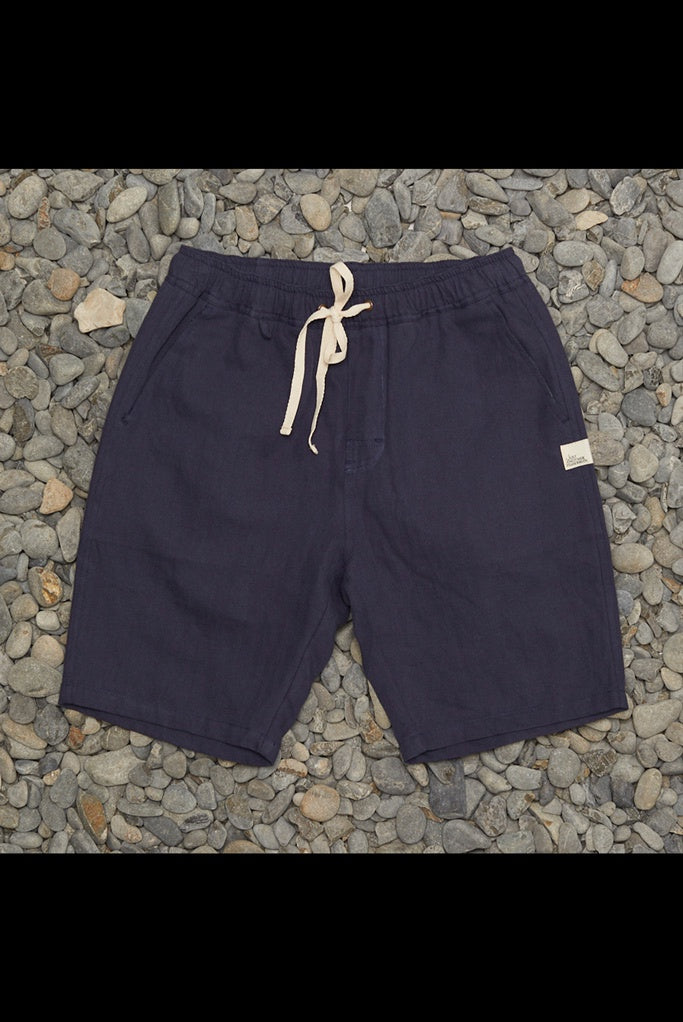 Just Another Fisherman Dinghy Shorts Navy