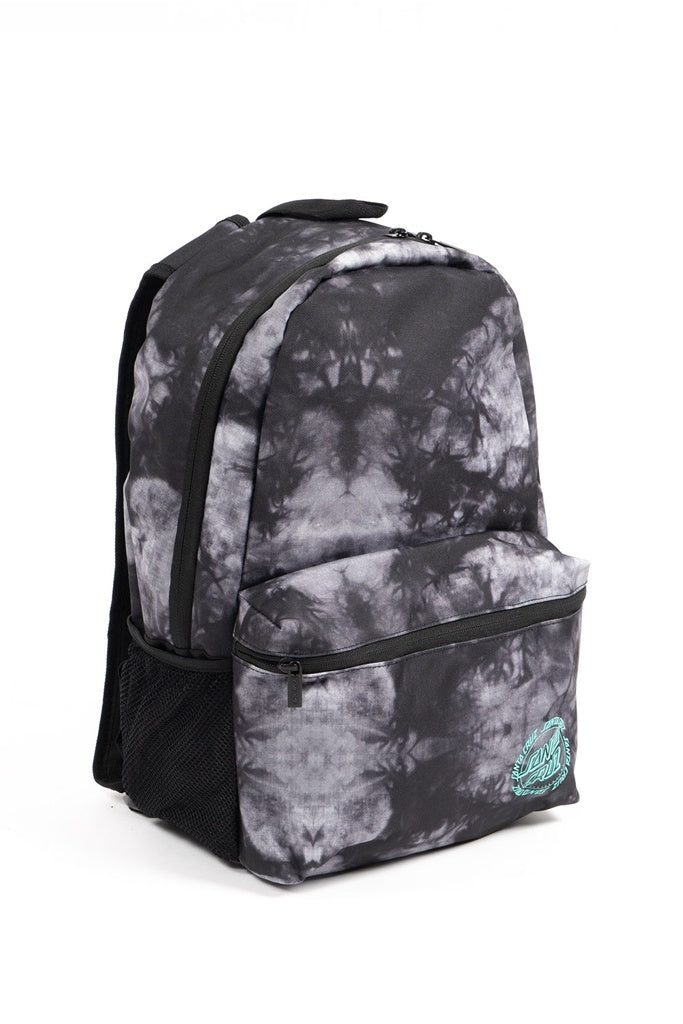 Santa Cruz Ringed Dot Back Pack Marble Black