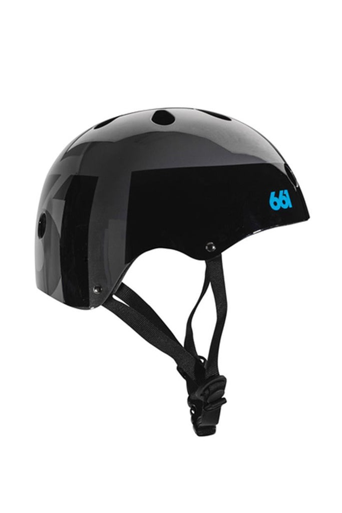 661 Dirt Skate Helmet Black O/S