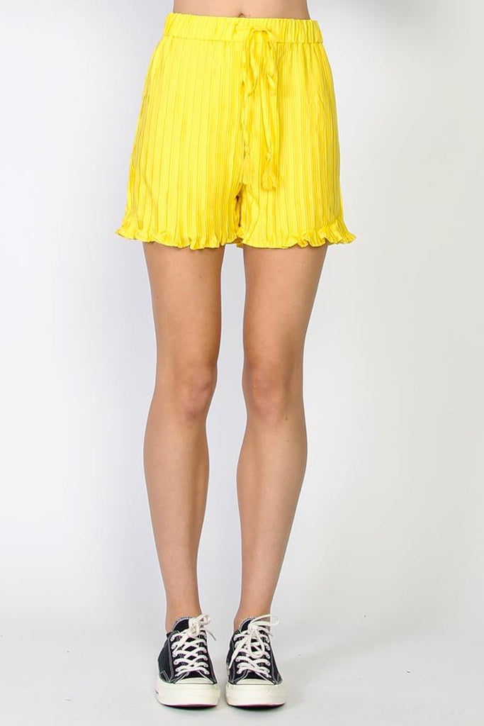 Federation Fly Short Yellow