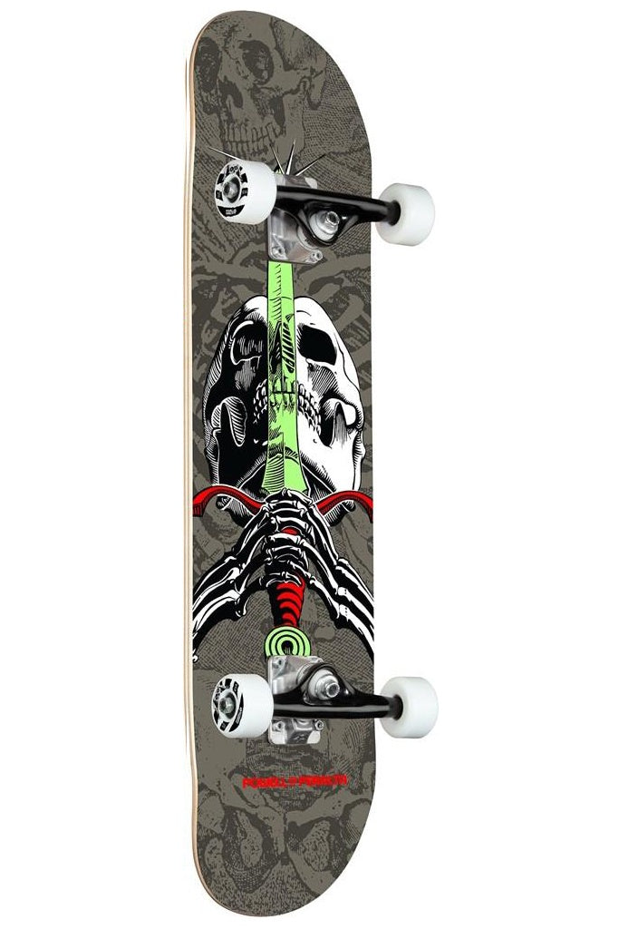 Powell Peralta Skull & Sword One Off Grey Complete 7.5""