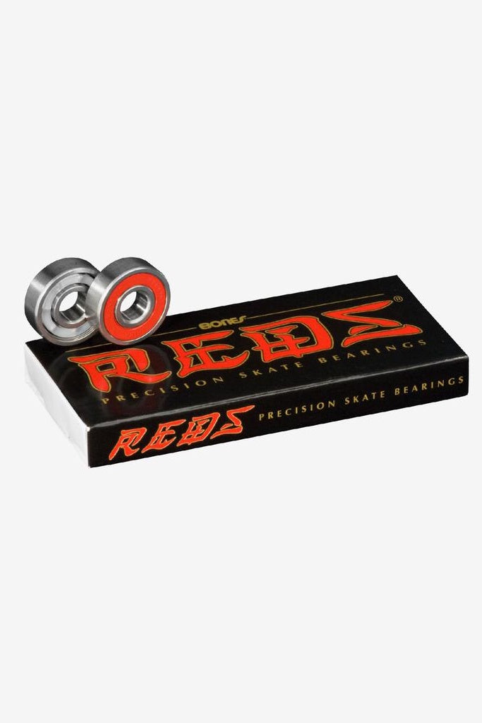 Bones Reds Bearings 8mm 8 Pack