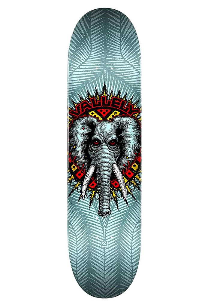 Powell Peralta Valley Elephant Blue Birch Deck 8.25''