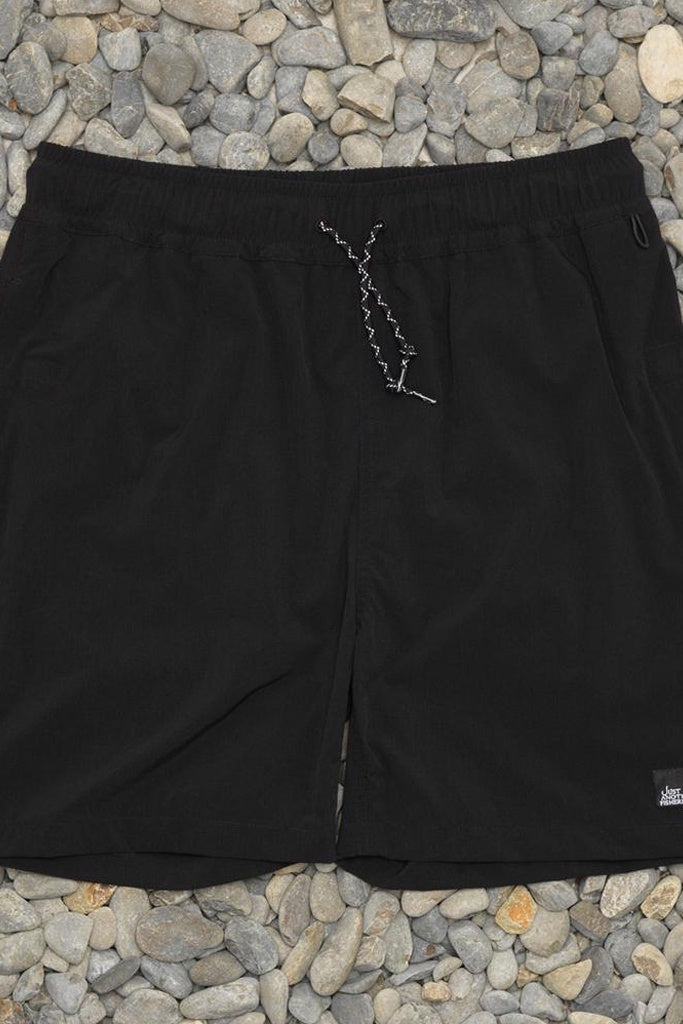 Just Another Fisherman Crewman Shorts Black