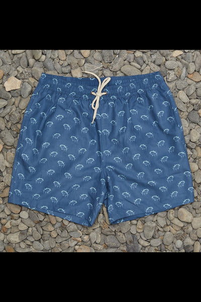Just Another Fisherman Tuna Shorts Navy