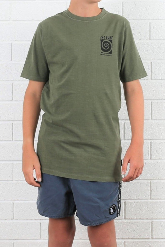 T&C Youth Visions Tee Army