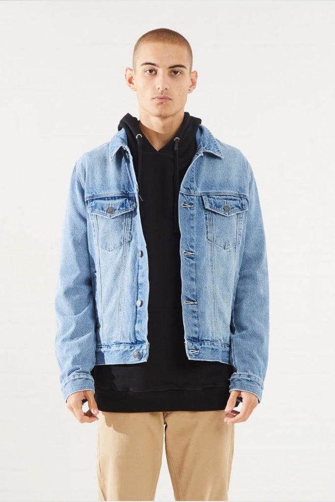 Abrand Denim Jacket Indie Trash