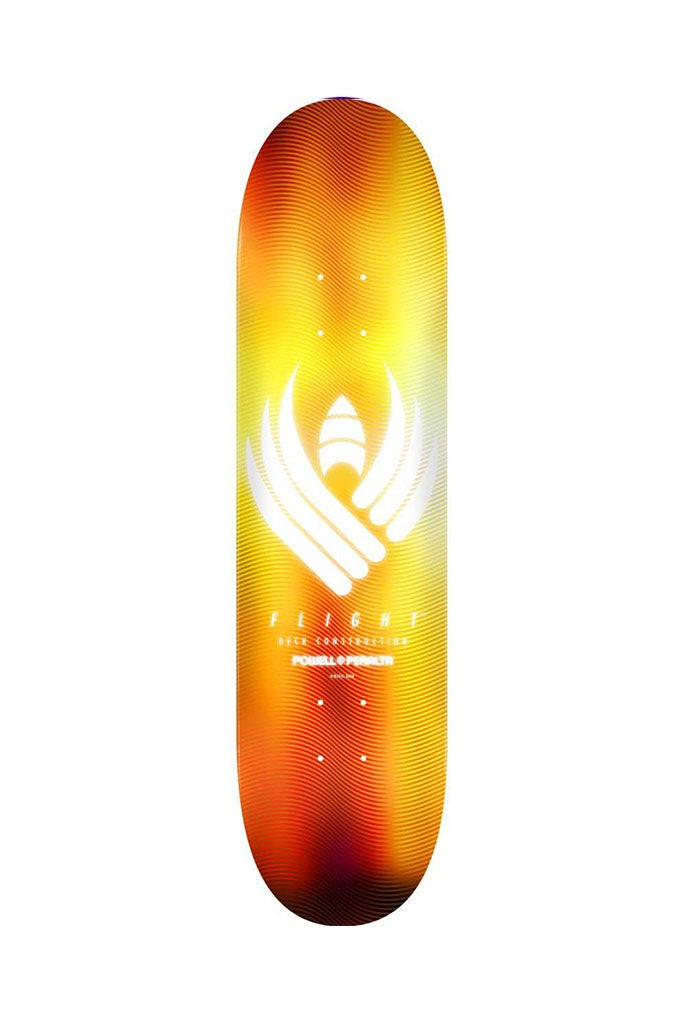 Powell Peralta FLIGHT Deck GLOW Gold 8.50''