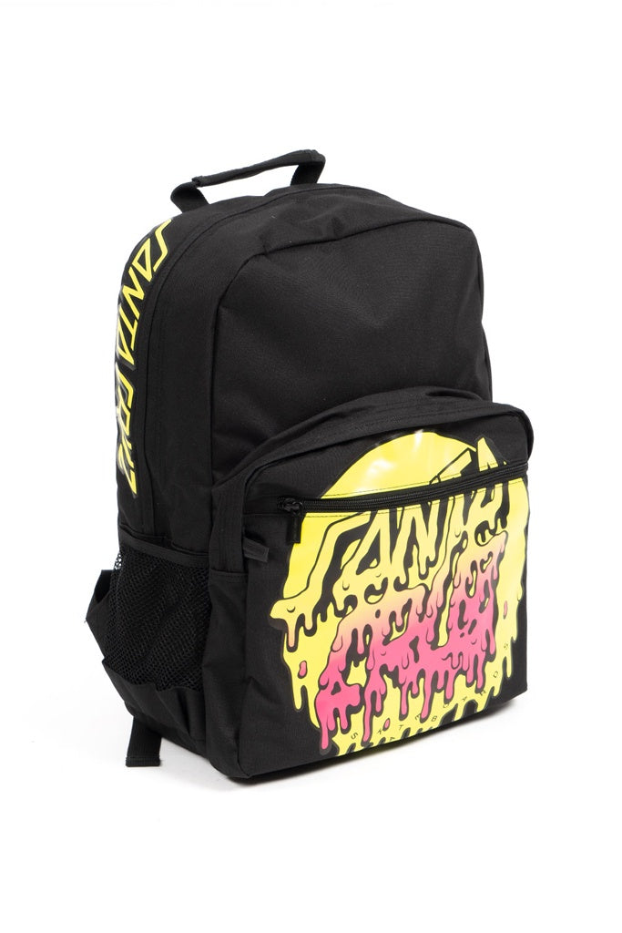 Santa Cruz Rad Dot Backpack Black