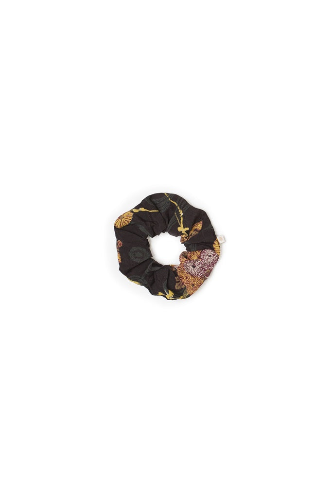 Brixton Stirling Scrunchie Snakeskin