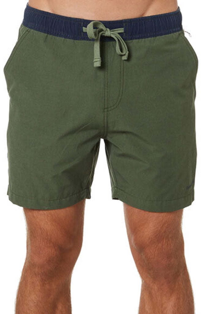 TCSS Plain Jane Boardshort Fatigue