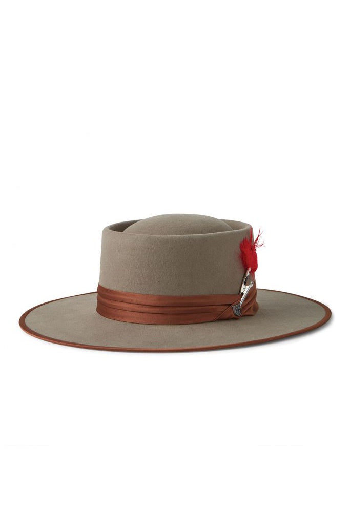 Brixton Fender Flood Fedora Natural