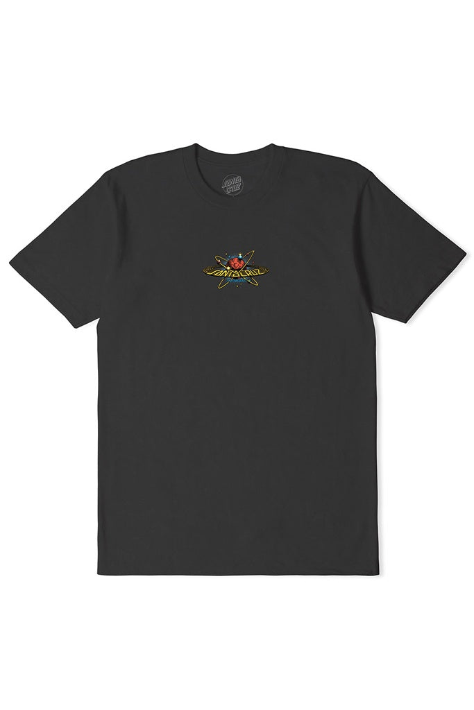 Santa Cruz Cosmica Tee Antique Black