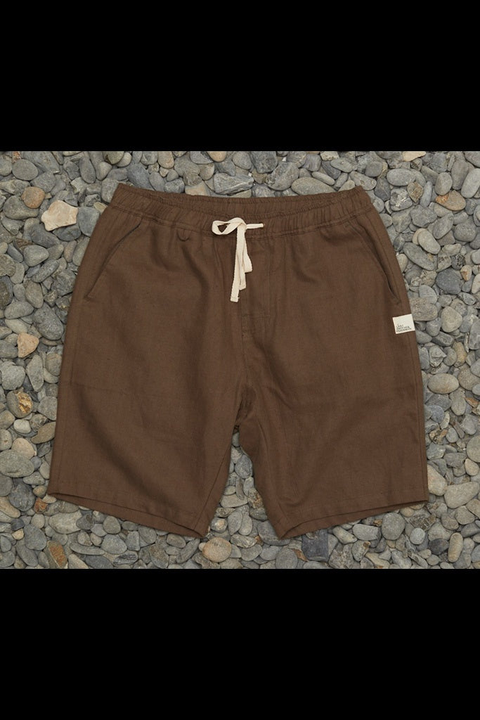 Just Another Fisherman Dinghy Shorts Khaki