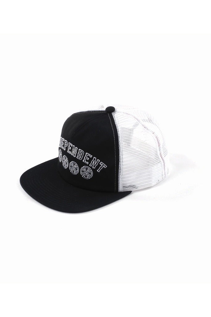 Indy Pennant Trucker Black