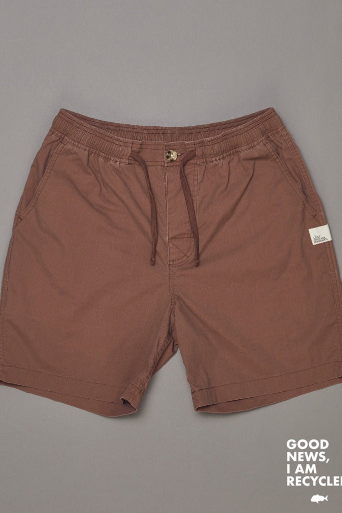 Just Another Fisherman Submersible Walkshorts Rust