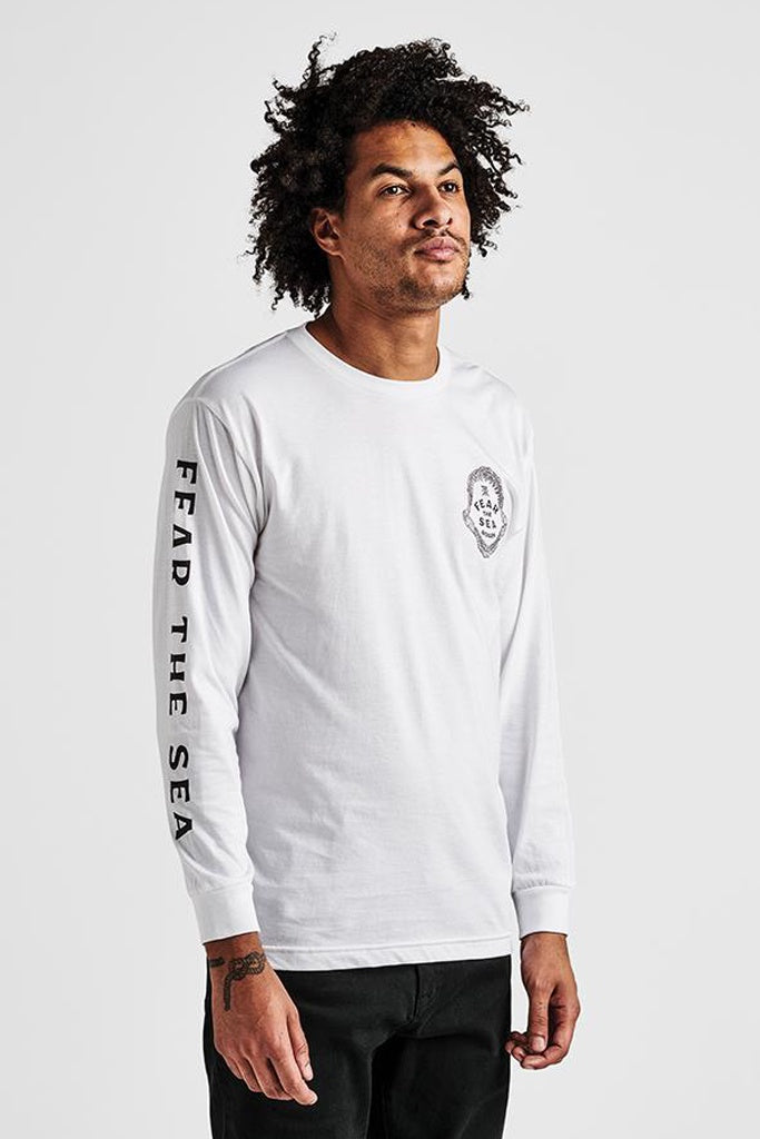 Roark Within Reach LS White