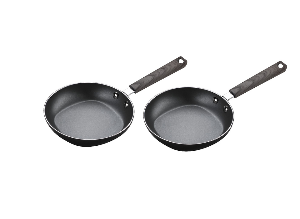 8 Inch Classic Non-stick Fry Pan (2 PACK)