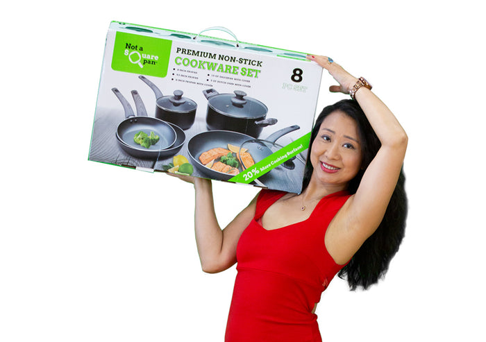 Premium Non Stick Cookware Set