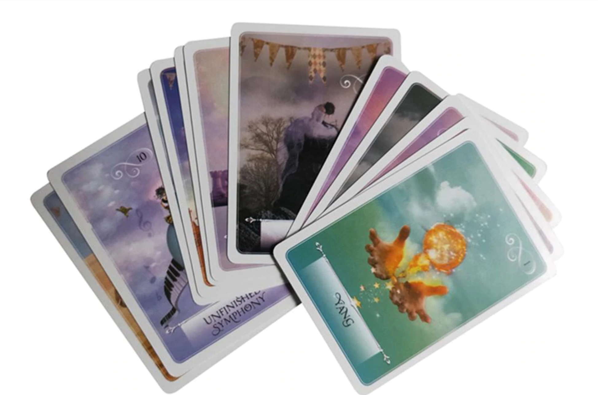 WISDOM ORACLE CARDS
