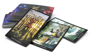 Mystic Tarot cards - deities