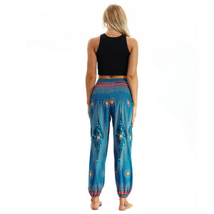 BLUE SKY YOGA PANTS - deities