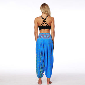POENA WIDE YOGA PANTS - deities