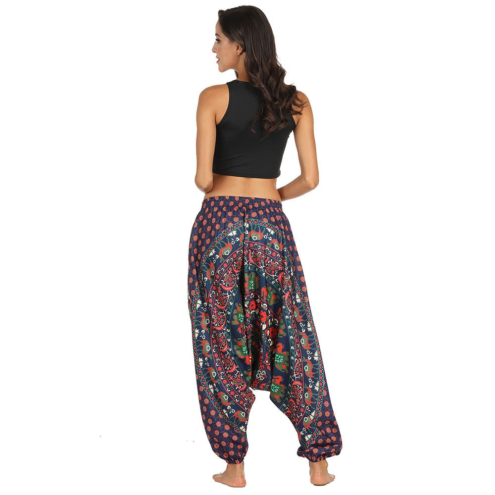 APHAEA WIDE YOGA PANTS - deities