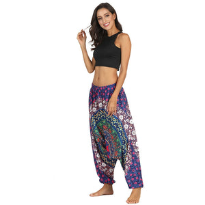 PANAKEIA WIDE YOGA PANTS - deities