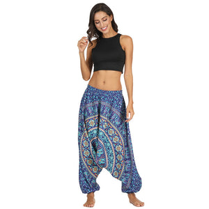 ANANKE WIDE YOGA PANTS - deities