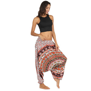 EIDYIA WIDE YOGA PANTS - deities