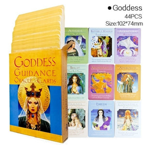 GODDESS GUIDANCE CARDS - deities