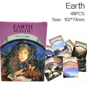 EARTH CARDS - deities