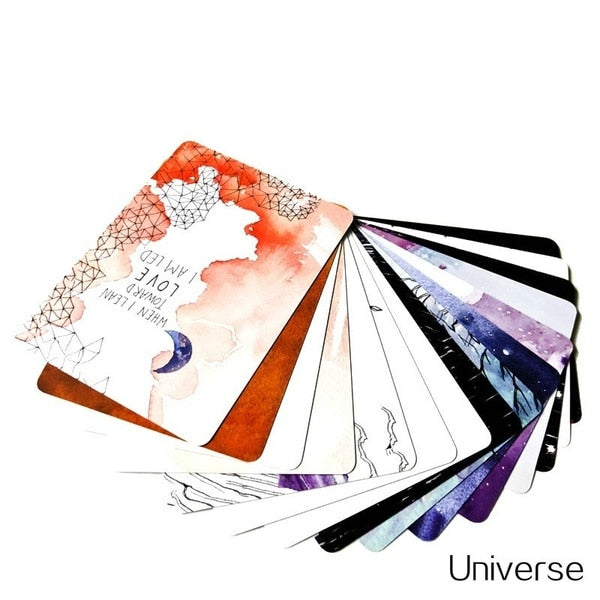 UNIVERSE CARDS