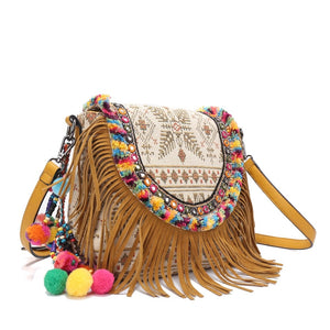 HIPPIE BOHO LACE TASSEL - deities