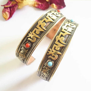 POWERFUL MANTRA BRACELET - deities