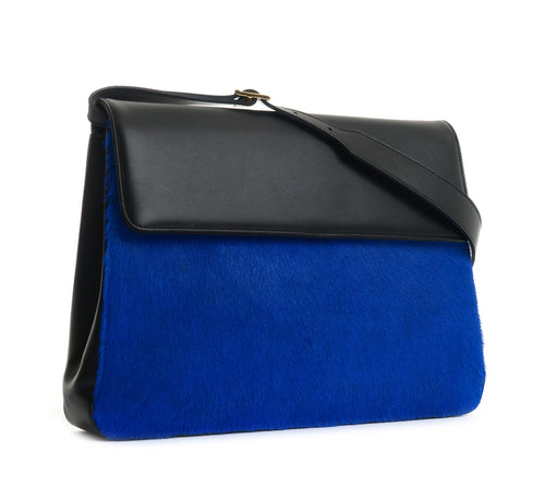 Fashion bag in high quality leather Made in Italy Carbotti 261