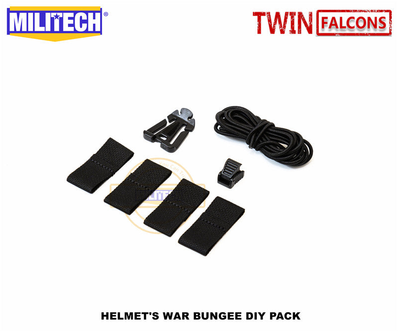 Twinfalcons High Cut Helmet Cover For MILITECH Ballistic Helmets