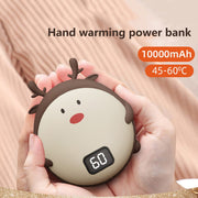 10000mAh New Q Pet Hand Warming Power Supply